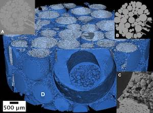 CO<sub>2</sub> Sequestration and Storage: From Raw Micro-CT to Quality Measurements